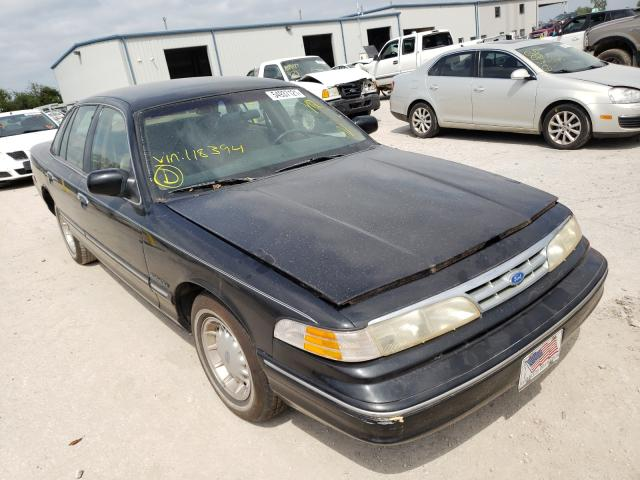 Ford Crown Victoria salvage cars for sale: 1995 Ford Crown Victoria
