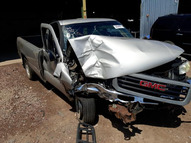 Salvage cars for sale from Copart Phoenix, AZ: 2006 GMC New Sierra