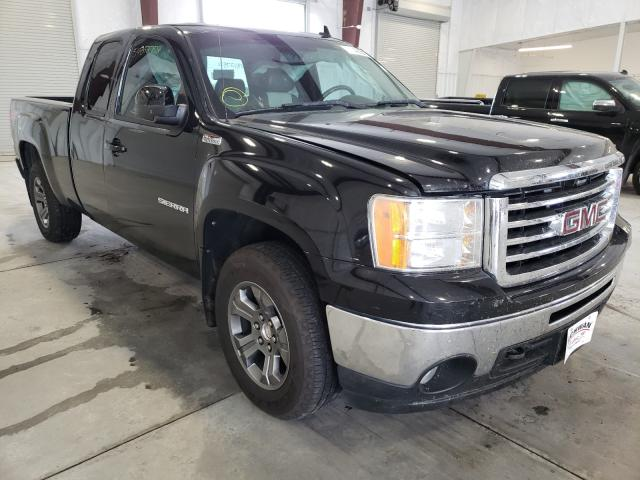 Salvage cars for sale from Copart Avon, MN: 2010 GMC Sierra K15