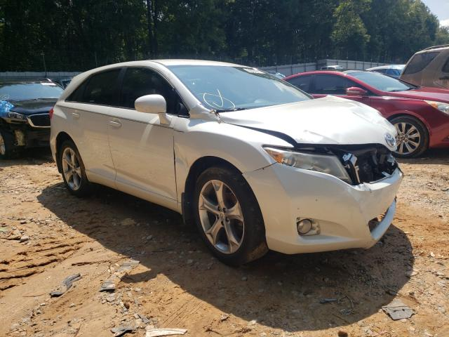 Salvage cars for sale from Copart Austell, GA: 2012 Toyota Venza LE