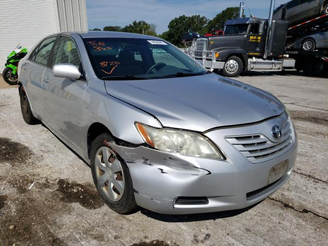 Salvage cars for sale from Copart Rogersville, MO: 2009 Toyota Camry Base