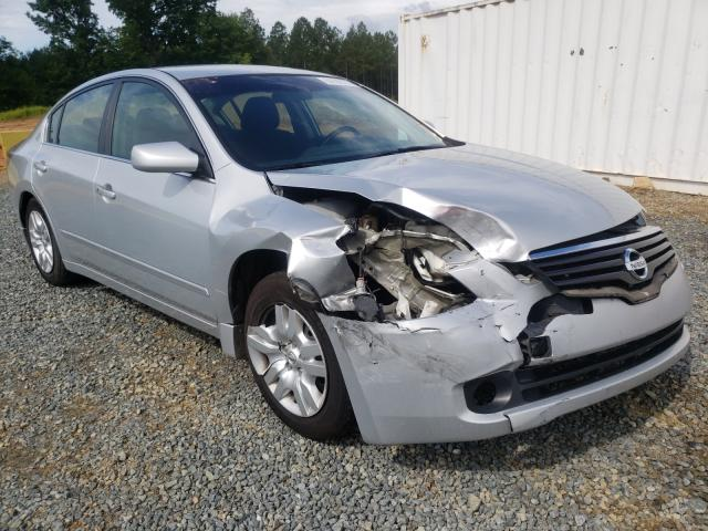 Salvage cars for sale from Copart Concord, NC: 2009 Nissan Altima 2.5