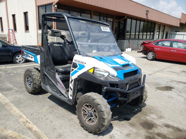 Salvage cars for sale from Copart Fort Wayne, IN: 2017 Polaris Ranger XP