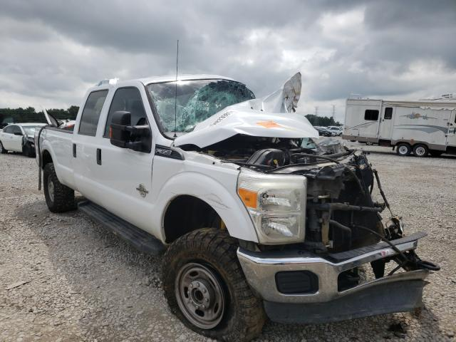 Salvage cars for sale from Copart Memphis, TN: 2012 Ford F350 Super