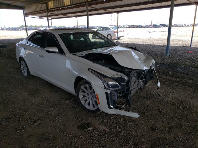 Cadillac Vehiculos salvage en venta: 2015 Cadillac CTS