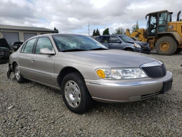 Lincoln Continental salvage cars for sale: 2002 Lincoln Continental