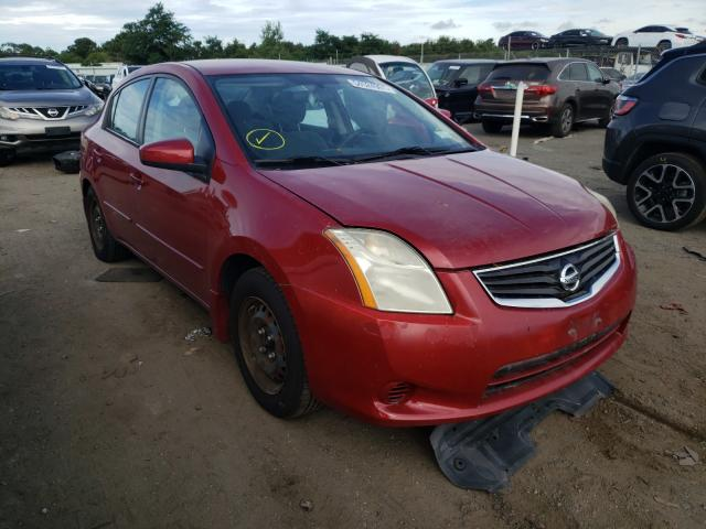 Salvage cars for sale from Copart Brookhaven, NY: 2010 Nissan Sentra 2.0