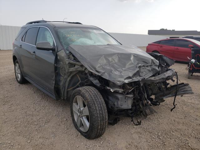 Vehiculos salvage en venta de Copart Bismarck, ND: 2013 Chevrolet Equinox LT