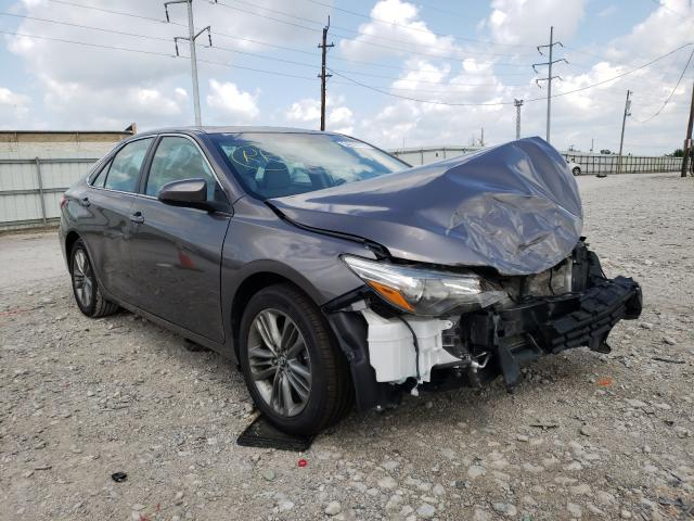 Salvage cars for sale from Copart Columbus, OH: 2016 Toyota Camry LE