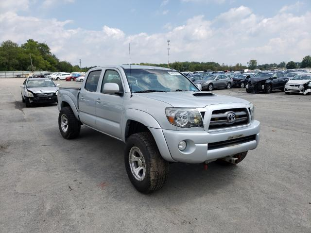 Salvage cars for sale from Copart Glassboro, NJ: 2010 Toyota Tacoma DOU