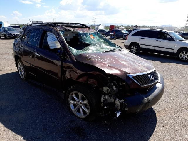 Salvage cars for sale at Tucson, AZ auction: 2008 Lexus RX 350