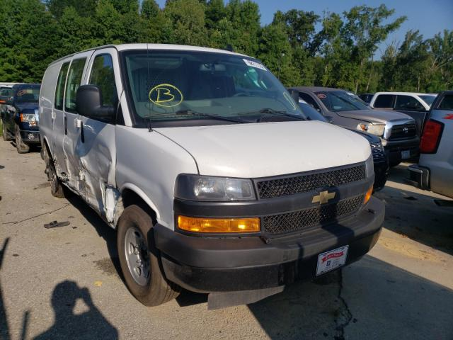 Vehiculos salvage en venta de Copart Louisville, KY: 2020 Chevrolet Express G2
