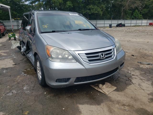 Vehiculos salvage en venta de Copart Austell, GA: 2010 Honda Odyssey EX