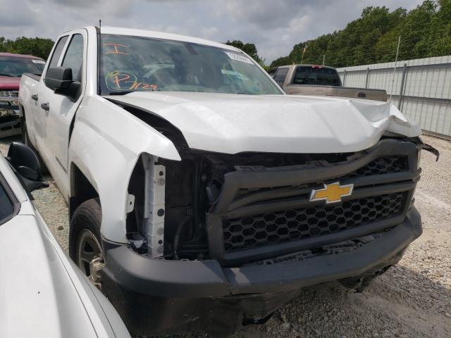 Salvage trucks for sale at Rogersville, MO auction: 2014 Chevrolet Silverado