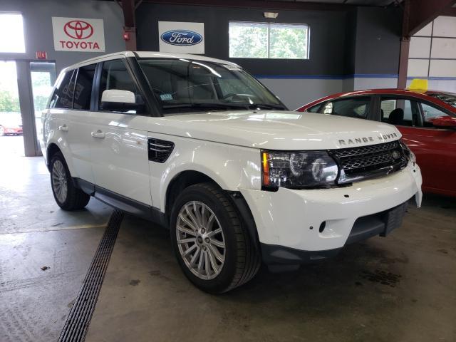 Vehiculos salvage en venta de Copart East Granby, CT: 2013 Land Rover Range Rover