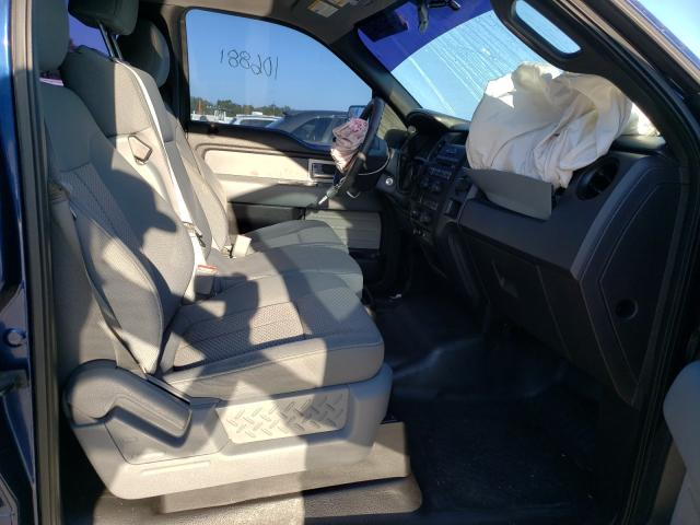 2011 FORD F150 SUPER 1FTEW1CMXBFB52666