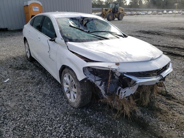 2020 Chevrolet Malibu LT en venta en Spartanburg, SC