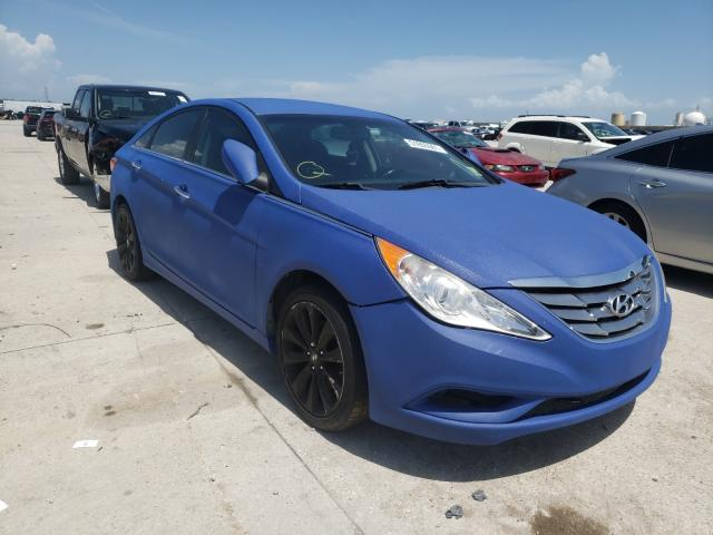 Salvage cars for sale from Copart New Orleans, LA: 2013 Hyundai Sonata SE