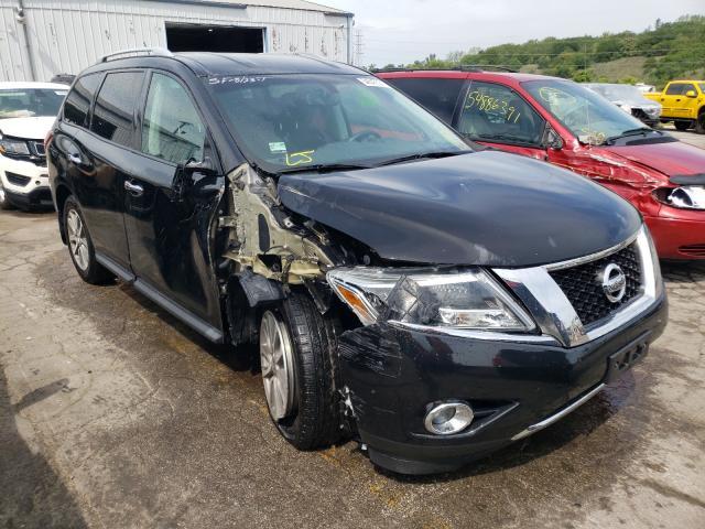 Nissan Pathfinder salvage cars for sale: 2016 Nissan Pathfinder