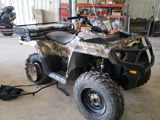 Salvage cars for sale from Copart Florence, MS: 2015 Polaris Sportsman