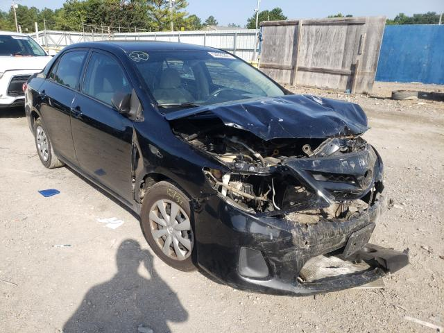 Salvage cars for sale from Copart Florence, MS: 2012 Toyota Corolla BA
