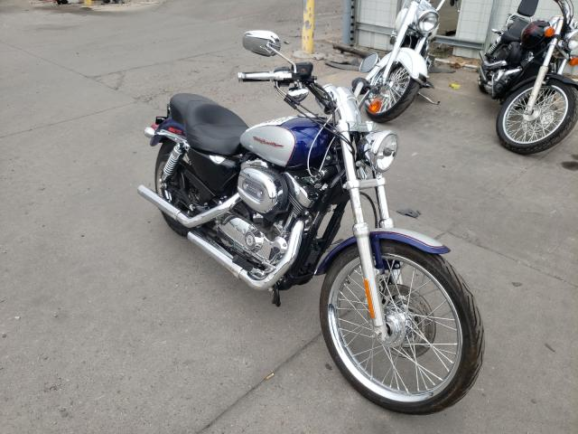 Salvage cars for sale from Copart Littleton, CO: 2006 Harley-Davidson XL1200 C