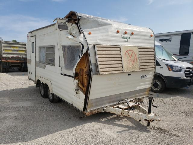 West salvage cars for sale: 1973 West Wilderness