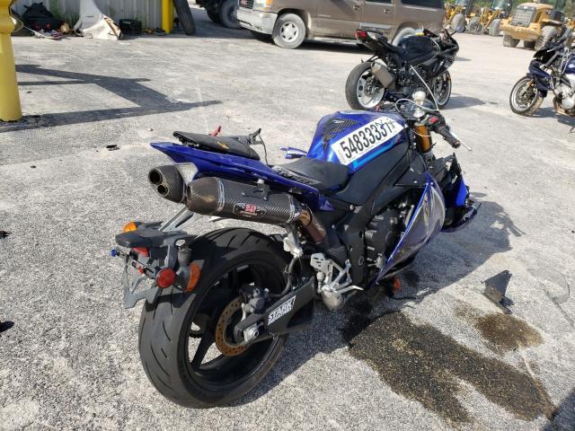 2009 YAMAHA YZFR1 JYARN23EX9A004779