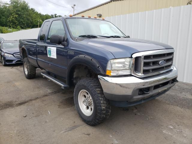 Used 2004 FORD F250 - Small image. Lot 54470551