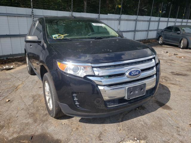 Salvage cars for sale from Copart Austell, GA: 2013 Ford Edge SE