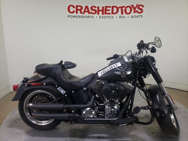 Vehiculos salvage en venta de Copart Dallas, TX: 2011 Harley-Davidson Flstfb