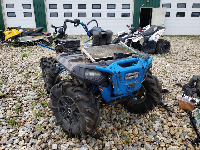 Salvage 2017 POLARIS ATV - Small image. Lot 54340211