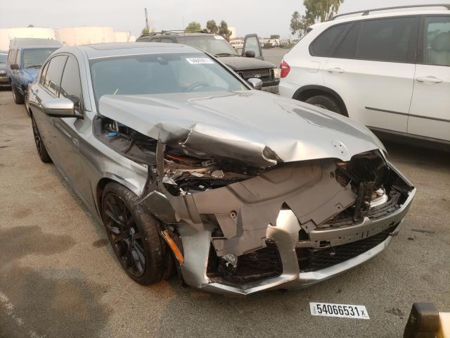 Vehiculos salvage en venta de Copart Martinez, CA: 2020 BMW 740 I
