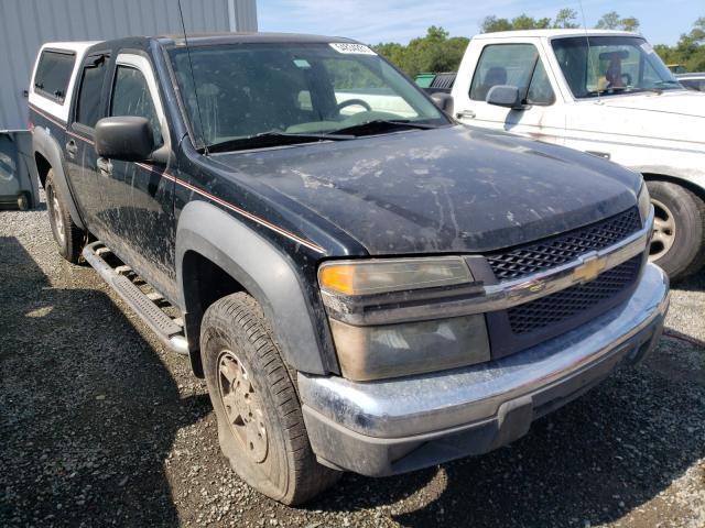 Vehiculos salvage en venta de Copart Jacksonville, FL: 2005 Chevrolet Colorado