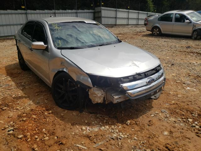 Salvage cars for sale from Copart Austell, GA: 2011 Ford Fusion SEL