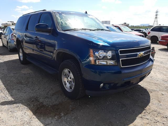 Salvage cars for sale at Tucson, AZ auction: 2007 Chevrolet Suburban K
