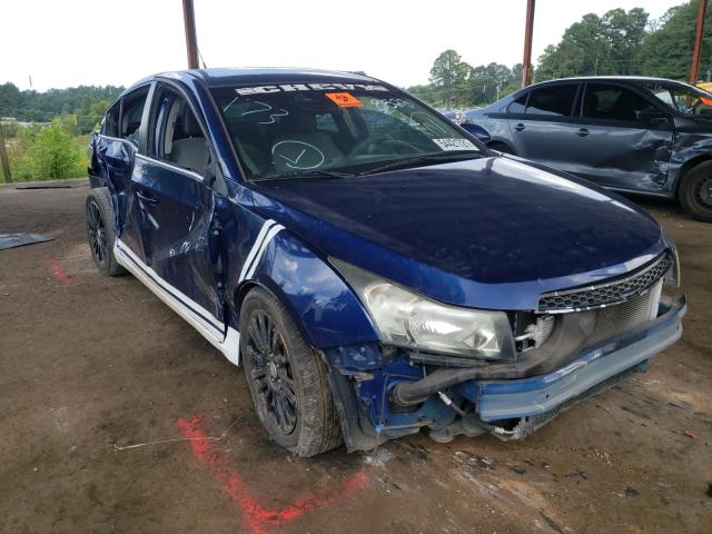 Chevrolet salvage cars for sale: 2012 Chevrolet Cruze ECO