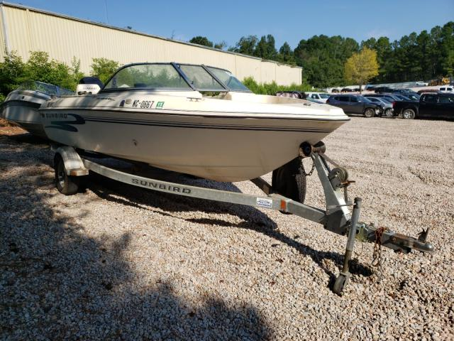 Salvage boats for sale at Knightdale, NC auction: 1997 Other FISH&SKI