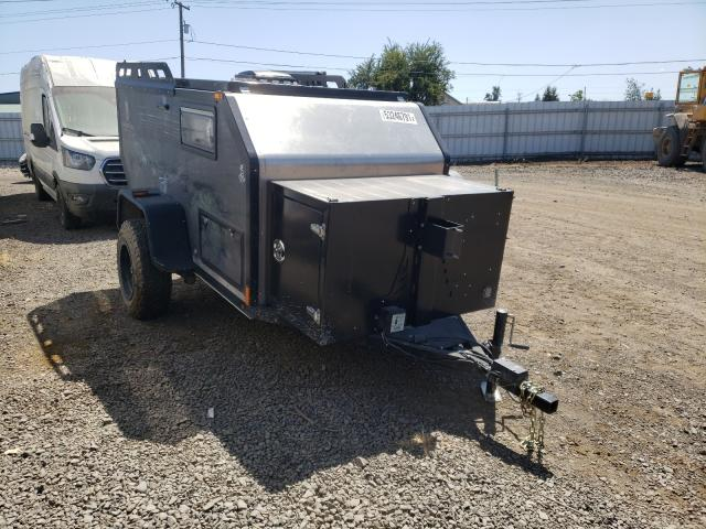 Salvage cars for sale from Copart Eugene, OR: 2019 Other Trailer