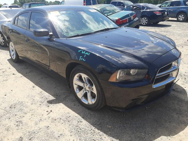 Salvage cars for sale at Conway, AR auction: 2014 Dodge Charger R