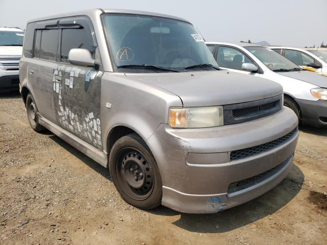 Salvage cars for sale from Copart San Martin, CA: 2004 Scion XB