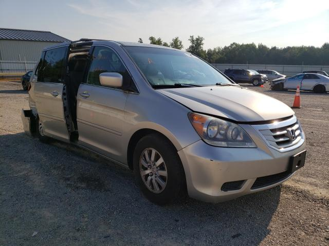 Salvage cars for sale from Copart Chatham, VA: 2009 Honda Odyssey EX