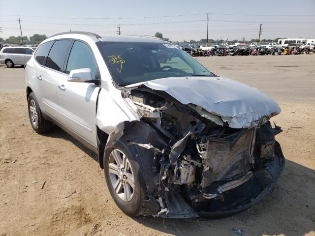 Salvage cars for sale from Copart Nampa, ID: 2016 Chevrolet Traverse L