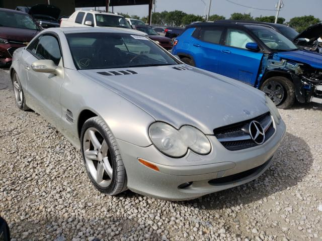 Vehiculos salvage en venta de Copart Homestead, FL: 2003 Mercedes-Benz SL 500R