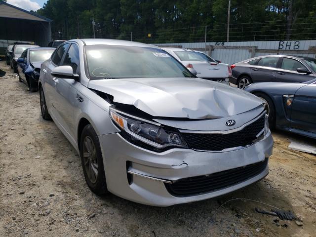 KIA salvage cars for sale: 2017 KIA Optima LX