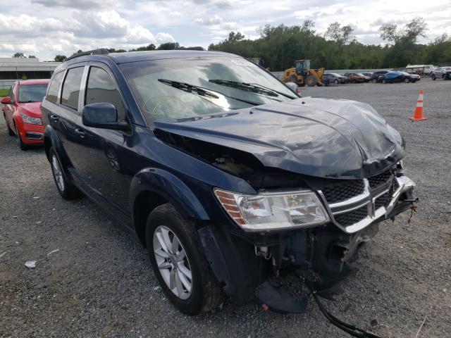 Vehiculos salvage en venta de Copart Jacksonville, FL: 2015 Dodge Journey SX