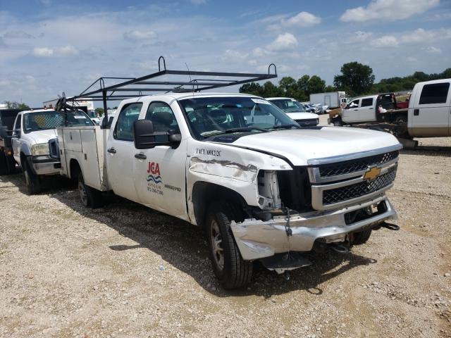 Vehiculos salvage en venta de Copart Wilmer, TX: 2012 Chevrolet Silverado