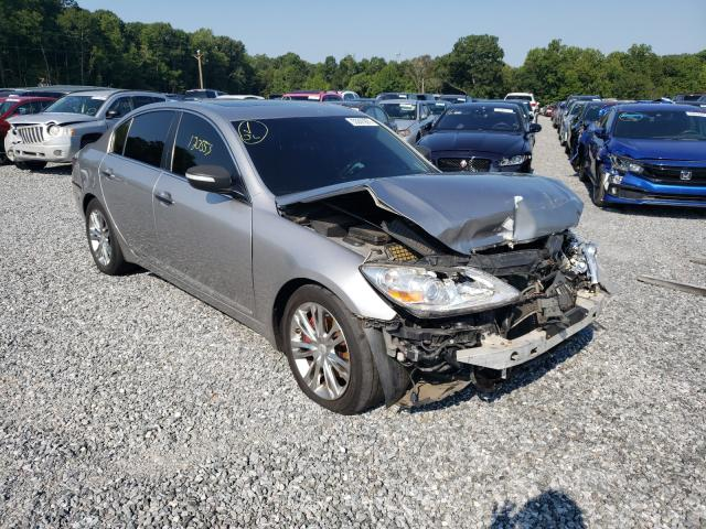 Salvage cars for sale from Copart Gastonia, NC: 2011 Hyundai Genesis 4