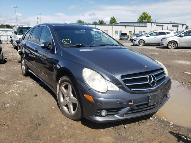 Salvage cars for sale at Finksburg, MD auction: 2010 Mercedes-Benz R 350 4matic