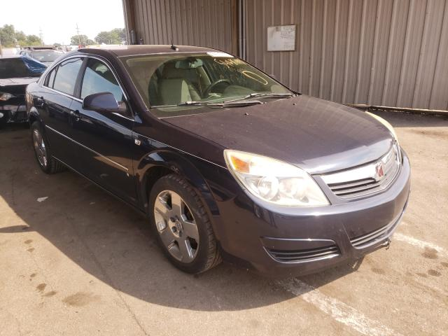 Salvage cars for sale from Copart Fort Wayne, IN: 2007 Saturn Aura XE